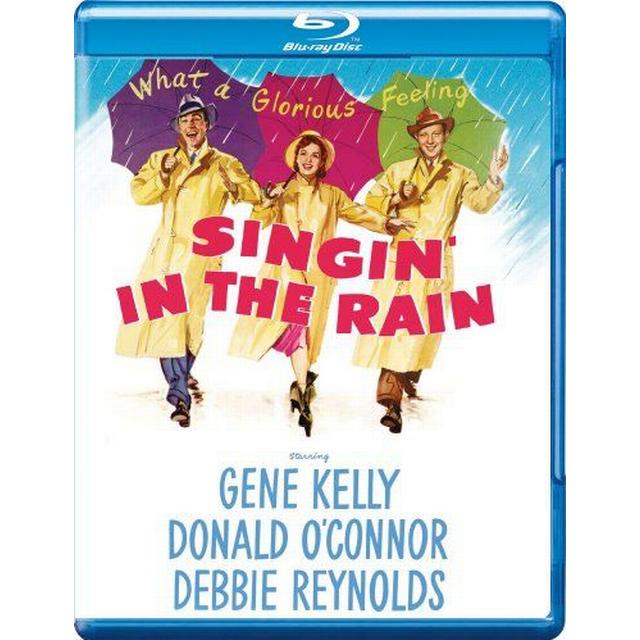 Singin' in the Rain [Blu-ray] [1952] [Region Free]